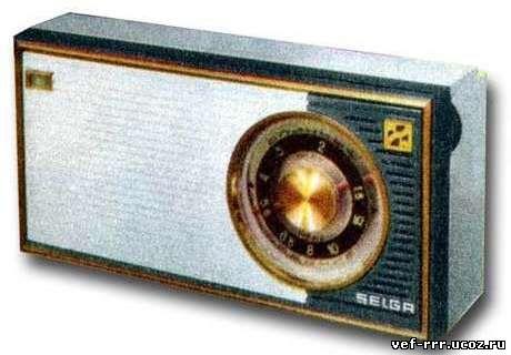 Радиоприёмник Selga 403
