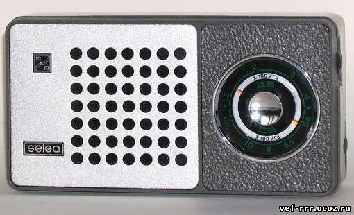 Радиоприёмник Selga 404